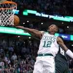 NBA季後賽》主場球迷大喊:「誰是布雷索?」奇兵洛齊爾率塞爾提克挺進第二輪
