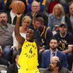 NBA季後賽》歐拉迪波無意義三分球? 讓彩迷笑著回家