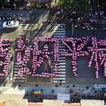 憂台灣政府顢頇 伴侶盟參加東京同志遊行為婚姻平權發聲