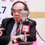 突取消台大演講 吳茂昆:網路傳「我去了就不讓我出來」