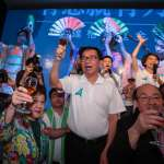 陳水扁分享北市勝選經驗 要走出悲情改打「快樂希望」