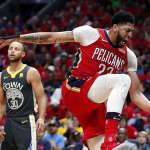 NBA季後賽》朗多單場21助攻 鵜鶘主場啄傷勇士