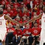 NBA季後賽》限制對手攻防發揮 火箭踢館爵士主場成功升空