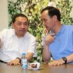 侯友宜稱「本土」不是少數政黨專利 洪耀福:先問問老闆要不要改名台灣國民黨?