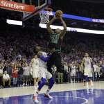 NBA季後賽》霍佛德關鍵上籃得手 將76人逼上絕路