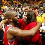 NBA季後賽》保羅生日快樂 季後賽生涯新高27分退爵士