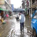 驚人!金門大雷雨 時雨量破93年來新高