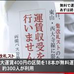 「不罷工」的罷工抗議:桃太郎故鄉公車司機巴士照開,但不收顧客錢