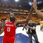 NBA季後賽》火箭晉級西區決賽 但哈登對爵士依舊感到驚奇