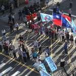 動員下周圍立院 八百壯士「糧草不足」籲贊助