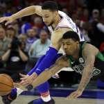 NBA季後賽》史馬特不負癌母期望 綠衫軍連兩年揮師東冠