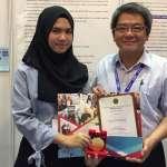 馬來西亞發明展 修平科大獲5銀3銅1特別獎佳績