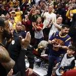 NBA季後賽》10大英雄點將錄(二) 詹姆斯居首當之無愧