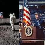 60年前「上太空」是白日夢,甘迺迪竟花17分鐘就讓百萬人支持登月!科學家揭開驚人內幕…