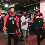 NBA西冠》休士頓挺起來 太空人全隊著火箭球衣聲援