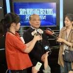 民進黨將徵召北市長人選 蘇貞昌:陳菊、賴清德都不適當