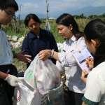 實境體驗 台東推「微」淨灘環境教育