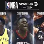 NBA》年度個人獎項大公開 究竟會獎落誰家?