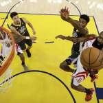 NBA西冠》勇士末節熄火遭逆轉 柯瑞追平三分失手吞敗