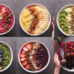 歐美現在流行的美容、瘦身「最棒早餐」是這個!2個步驟教你輕鬆做出Smoothie Bowl