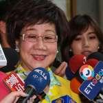 呂秀蓮為北市長選舉跟民進黨說「Bye Bye」?洪耀福:這作為脫黨理由 太小看副總統