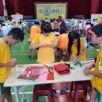 竹市「百變機器人」登場競技 國中小Maker秀創意比腦力