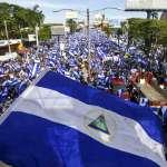 尼加拉瓜動亂持續月餘、近百人喪生,10萬人母親節上街怒吼:總統下台!