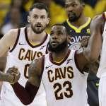 NBA總冠軍》騎士主場季後賽8連勝 系列戰逆襲的優勢