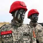 「為秦良丰達成任務」漢光演習特戰傘兵模擬攻擊 近200名全數跳傘成功