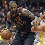 NBA》詹皇能為湖人帶來冠軍? 柯瑞:仍然需要擊敗我們