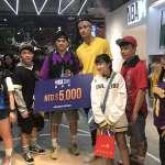 籃球》庫茲瑪引爆信義區 與台灣粉絲共享特別的穿搭風格之夜