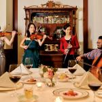 《舌尖上的音符》室內音樂會 高雄雙週末開宴