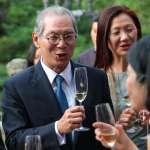 「台灣實質駐美大使」樂觀看待新冠時代!高碩泰對《華郵》暢談抗疫經驗與台美關係