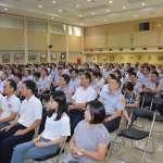 慶祝警察節 魏明谷表揚模範警察