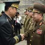 川金會落幕之後,韓美軍演喊停之際,南北韓重啟板門店「將軍級軍事會談」