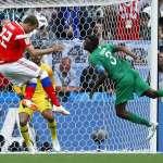 世足賽果》A組:俄國5比0大勝沙國,延續地主開幕不敗傳奇