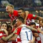 世足賽果》D組:氣勢如虹,克羅埃西亞2比0擊敗奈及利亞