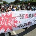 「這些司機都是我們的票」 洪耀福:請環保署考慮協助貨運司機汰換新車