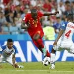 世足賽果》G組:盧卡古梅開二度 比利時痛宰巴拿馬