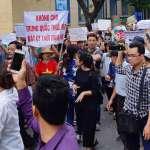 「一天都不要租給中國共產黨!」越南反華情緒升高,多處爆發抗議中國示威