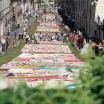 「義大利花毯節」之旅:一場令人心動與驚艷的花之宴饗