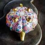 乾隆時期琺瑯彩紫砂壺 譽為當代傳奇之作