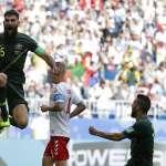 世足賽果》C組:澳洲逼和丹麥,保晉級一線生機