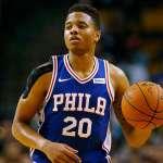 NBA》76人狀元富兒子 面臨投球失憶症的困擾