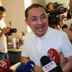 洪耀福指致電媒體別報文大案 侯友宜:他講話從來沒準過