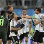世足賽果》D組:梅西本屆首顆進球 羅霍致勝助阿根廷淘汰冰島晉級