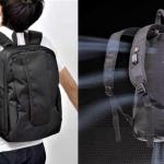 夏天背包再也不悶熱!日本推出「自帶空調」的後背包,價格親民、功能還超強大!