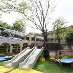「領角鴞樂園」彰化第四座兒童遊戲場啟用
