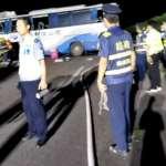 中國高速公路巴士失控跨越分隔島 撞對向貨車釀32死傷