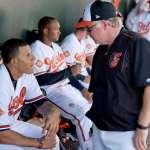 MLB》天使給楚奧特的我卻沒有! 馬查多抱怨金鶯沒給同等待遇